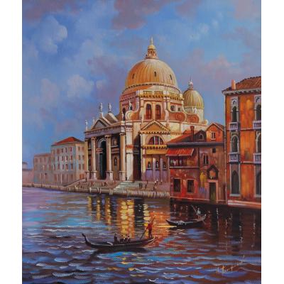 Венеция. Собор Санта-Мария-делла-Салюте