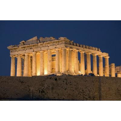 СОВЕРШЕНСТВО ВО ВСЕМ. Цикл статей по истории искусства: Древняя Греция