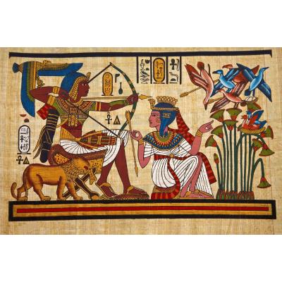 Картины для жизни в загробном мире. Цикл статей по истории искусства: ЕГИПЕТ (5 - 4 вв. до н.э)