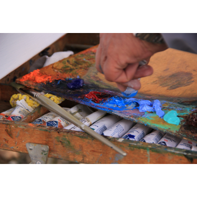 Картины маслом на холсте: как и сколько работают профессиональные художники