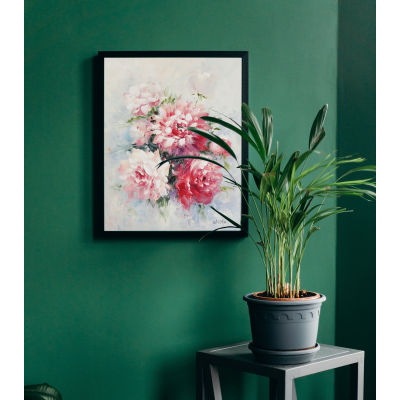 Живые цветы и нарисованные: с какими растениями сочетаются натюрморты