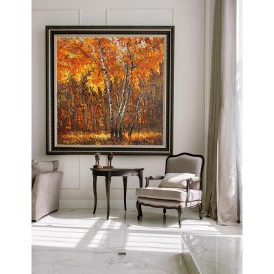 Живопись в интерьере: как правильно выбрать и где разместить масляные картины