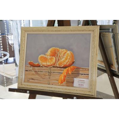Картины маслом на горнолыжном курорте Сочи