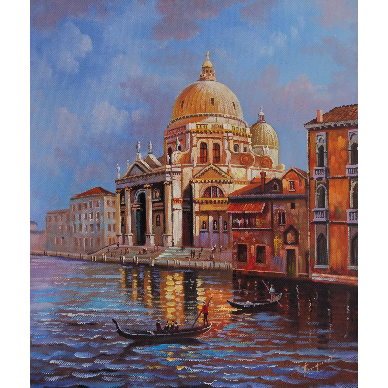 Bенеция. Собор Санта-Мария-делла-Салюте