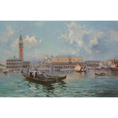 Венецианские мотивы