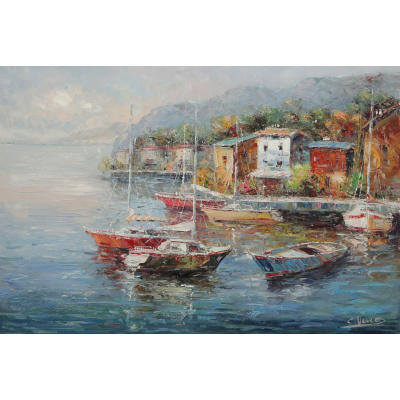Умиротворенная бухта (Peacful bay)