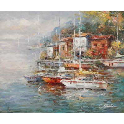 Морской причал (Sea Pier)
