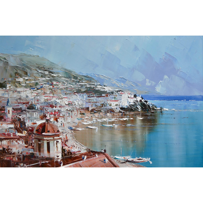 Неаполь. Италия (на подрамнике)