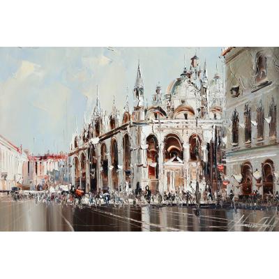 Венеция. Собор Святого Марка (на подрамнике)