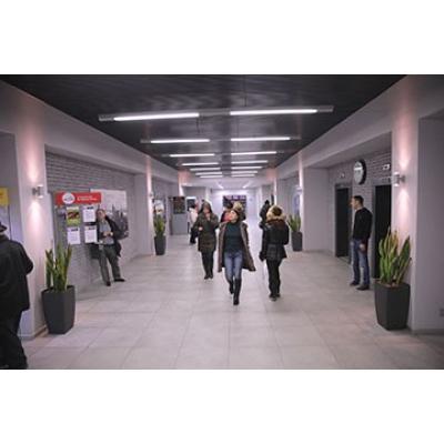 """Благотворительная выставка-продажа картин в бизнес-центре """"Смольная 24"""""""