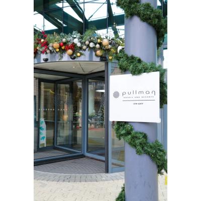 Ждем вас на Предновогодней выставке картин маслом. Pullman Hotels and Resorts