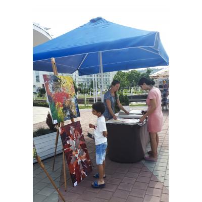 Наша выставка в гостях у «Сочи Парк Отеля»